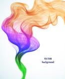 abstraia o fundo colorido Vetor eps10 Fotografia de Stock Royalty Free