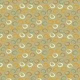 Abstraia o fundo com círculos de cor seamless Imagem de Stock Royalty Free