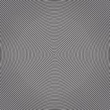 Abstraia o fundo com espiral Fotos de Stock
