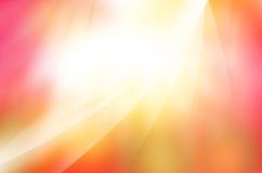 Abstraia o fundo do ful da cor Imagem de Stock