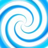 Abstraia o fundo do redemoinho feito dos twirls Fotos de Stock Royalty Free