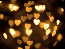 Abstraia o fundo do Valentim Imagem de Stock
