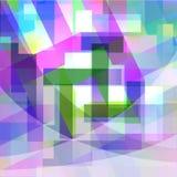 abstraia o fundo Eps 10 Fotografia de Stock
