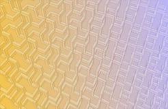 abstraia o fundo Estrutura, teste padrão Ouro, amarelo Foto de Stock