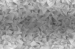 abstraia o fundo Textura Triangulated ilustração do vetor