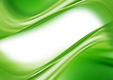 Abstraia o fundo verde Fotos de Stock Royalty Free