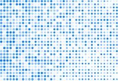 Abstraia o teste padrão da forma dos círculos coloridos, das bolhas, da esfera ou das elipses Arte, mosaico, textura & detalhes ilustração royalty free
