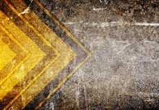 Abstraia a parede Imagens de Stock Royalty Free