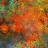 Abstraia a pintura a óleo Fotos de Stock Royalty Free