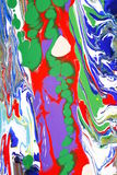 Abstraia a pintura fotografia de stock royalty free