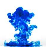 Abstraia a tinta Imagem de Stock Royalty Free