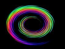 Abstraia um círculo Fotografia de Stock