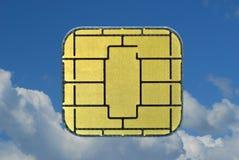 Abstraiga de la tarjeta de crédito Imagenes de archivo