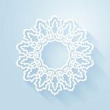Abstraiga el diseño decorativo Foto de archivo libre de regalías