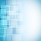Abstraiga el fondo azul Fotografía de archivo libre de regalías
