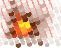 abstraiga el fondo Clip art del vector Fotografía de archivo libre de regalías