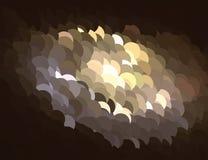 abstraiga el fondo Clip art del vector Foto de archivo libre de regalías