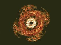 abstraiga el fondo Clip art del vector Imágenes de archivo libres de regalías