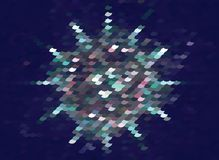 abstraiga el fondo Clip art del vector Fotografía de archivo
