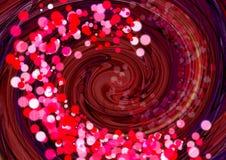 abstraiga el fondo Fondo colorido del papel pintado Pintura de acrílico abstracta colorida fondo del color de la mezcla libre illustration
