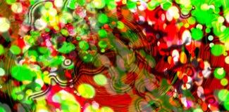 abstraiga el fondo Fondo colorido del papel pintado Pintura de acrílico abstracta colorida fondo del color de la mezcla stock de ilustración