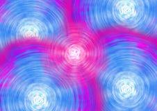 abstraiga el fondo Fondo colorido del papel pintado Pintura de acrílico abstracta colorida fondo del color de la mezcla Fondo roj ilustración del vector