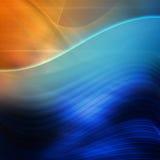 Abstraiga el fondo del color Fotografía de archivo libre de regalías