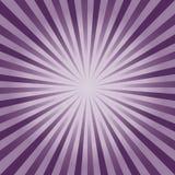 abstraiga el fondo La violeta púrpura suave irradia el fondo Cmyk del vector EPS 10 Imagen de archivo libre de regalías