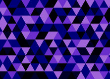 abstraiga el fondo Mosaico violeta Foto de archivo libre de regalías