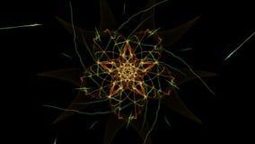 Abstraiga el fondo multicolor ilustración del vector