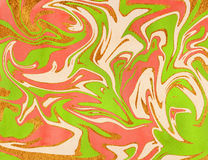abstraiga el fondo Textura del mármol de la acuarela Imagen de archivo libre de regalías