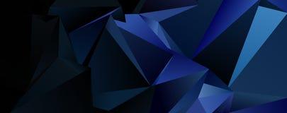 abstraiga el fondo textura triangulada del mosaico Imágenes de archivo libres de regalías