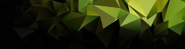 abstraiga el fondo textura triangulada del mosaico Imagenes de archivo