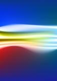 Abstraiga el fuego Imagen de archivo libre de regalías