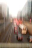 Abstraiga la calle Fotos de archivo