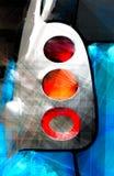 Abstraiga la luz Fotografía de archivo libre de regalías