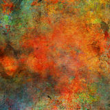 Abstraiga la pintura al óleo Fotos de archivo libres de regalías