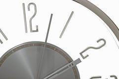 Abstraiga los extremos del tiempo de ahorro de hora solar Imagen de archivo