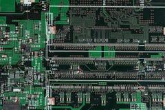 Abstrait électronique Photo stock