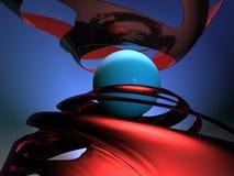 abstrait 3D Image libre de droits