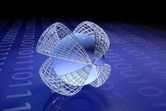 abstrait 3D Images libres de droits