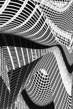 Abstrait architectural Photo stock