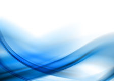 Abstrait bleu Image stock