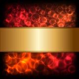 Abstrait de bokeh Images stock