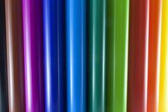 Abstrait de papier de couleur Photographie stock