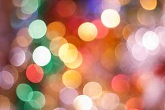 Abstrait Defocused Image stock