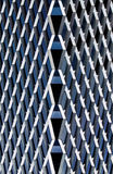 Abstrait en acier architectural Photos stock