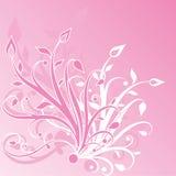 Abstrait floral Images libres de droits