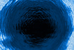 Abstrait grunge bleu illustration de vecteur