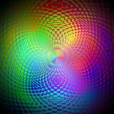 Abstrait hypnotique Image stock